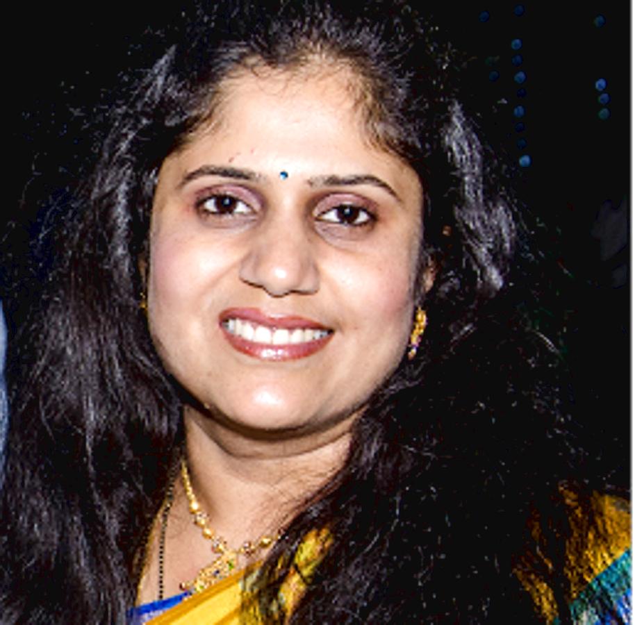 Kavitha ambassador