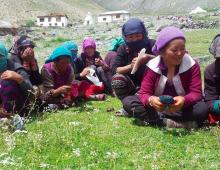 Eco Femme in Ladakh