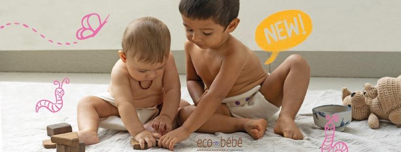 Eco bebe washable nappies