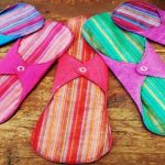 organic and washable cloth pads